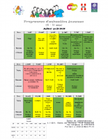programme été jeunesse pdf