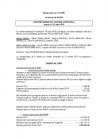 Compte Rendu du Conseil Municipal du 29-03-2019