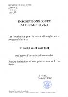 Coupe Affouagère 2021