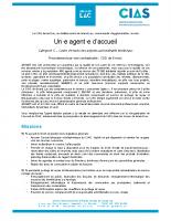 Annonce_C_CIAS_Agent_Accueil V3