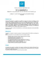 Annonce_C_AssistanteDG V3