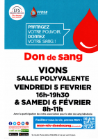 affiche don 5 et 6 février 2021