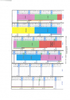 Calendrier broyeur Août 2020 à Mai 2021