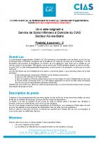 Annonce_C_Aide_soignante_SSIAD V2