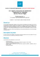 Annonce_C_agent_accueil_maintenance_Capitainerie_Charpignat V2