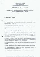bruit_voisinage_Arrêté_préfectoral_savoie